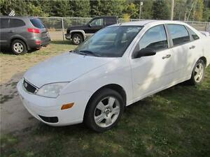 2006 Ford Focus SES.. ZX4 Auto