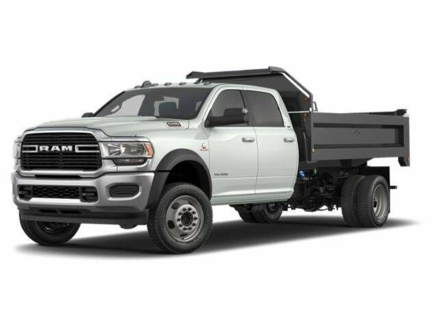 2021 RAM 5500 Chassis Cab for sale!
