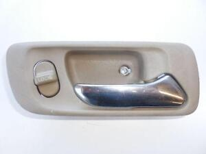 HONDA ACCORD 1998-2002 DOOR HANDLE FRONT INNER RIGHT S84FRGR1