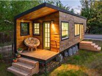 Renovating Cabin. Rent Exchange Welcome.
