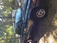 2002 Dodge Dakota sxt Pickup Truck