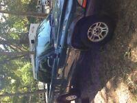 2002 Dodge Dakota sxt Pickup Truck