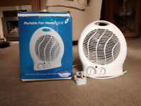 NEW Fan Heater with box