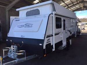 2017 JAYCO STARCRAFT 16.67-5 OUTBACK Canberra City North Canberra Preview