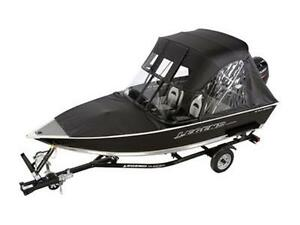 Now back in stock! Come get this great small lake boat!!!