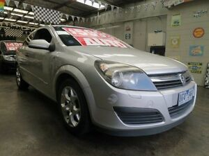 2007 Holden Astra AH Twin TOP Silver 6 Speed Manual Convertible Mordialloc Kingston Area Preview