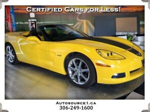 2009 Chevrolet Corvette Convertible LT1 | WARRANTY | ZHZ PKG