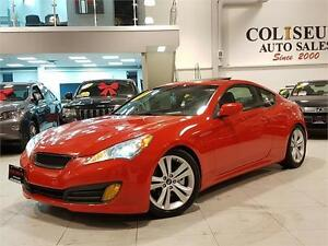 2012 Hyundai Genesis Coupe 2.0T PREMIUM **ONLY 43KM-LEATHER