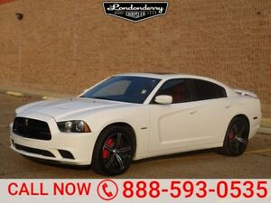 2013 Dodge Charger RT Accident Free,  Leather,  Heated Seats,  S