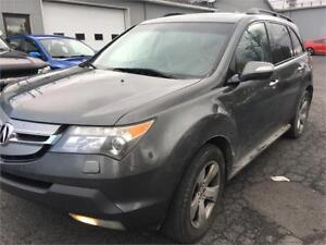 ACURA MDX 2008 ELITE PACKAGE