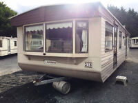 36 x 12 Atlas Majestic,2bed, Galvanized chassis,free delivery.