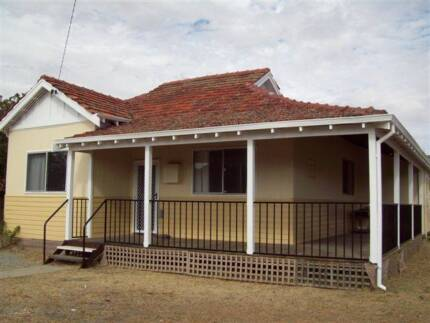 FULLY RENOVATED 3 BRM WEATHERBOARD HOME WITH WIDE VERANDAHS