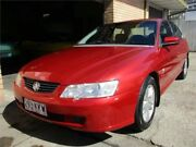 2003 Holden Commodore VY Lumina Red 4 Speed Automatic Sedan Southport Gold Coast City Preview