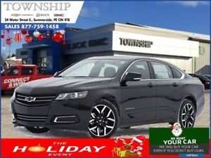 2017 Chevrolet Impala LT - Midnight Edition - 0% Up to 84 Months