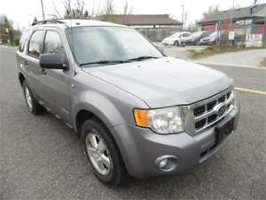 2008 Ford Escape XLT Limited , AWD , Leather, 185K $4850.00