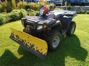 2005 Polaris Sportsman 700 Twin, with winch and blade