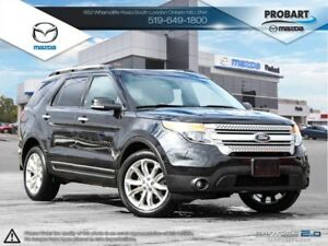 2014 Ford Explorer | XLT | Leather | GPS | Dual Moonroof