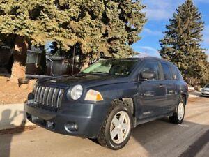 2007 Jeep Compass SUV