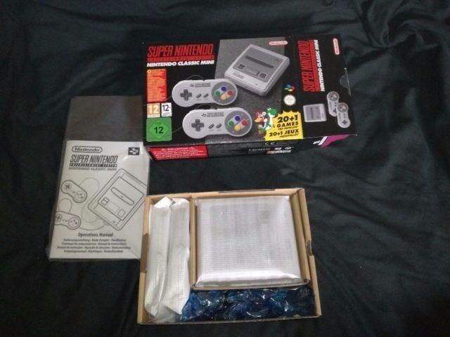 Super Nintendo SNES mini classic