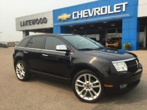 2010 Lincoln MKX (Front/Rear Sunroof,Wood Trim)