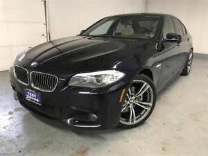 2012 BMW 528i xDrive|M PACKAGE|NAV|CAM|SUNROOF|LEATHER