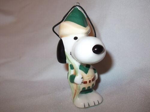 Vintage Peanuts Snoopy Robin Hood Christmas Ornament