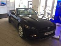 Ford Mustang Convertible 0% APR with no deposit on PCP 5.0 V8 auto