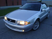 2004 VOLVO C70 CONVERTIBLE AUTO ''TAX INCLUDED''