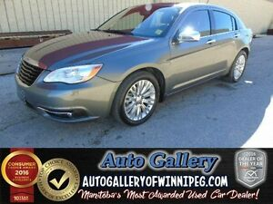 2013 Chrysler 200 Ltd *Lthr/Roof