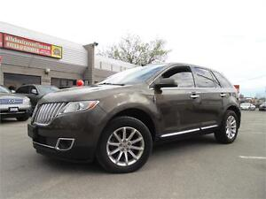 2011 LINCOLN MKX  AWD   **NAVI,CAMERA**