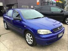 2005 Holden Astra TS MY05 Classic Equipe 4 Speed Automatic Hatchback Brooklyn Brimbank Area Preview