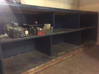 Free Work Bench / Storage