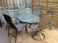 Ensemble patio table à manger / Patio Dining Set