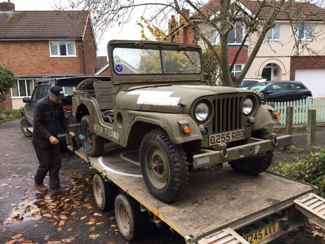 Willys Jeep For Sale Uk Gumtree