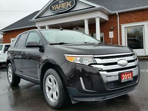 2013 Ford Edge SEL FWD, Leather Heated Seats, Dual Sunroof, Back