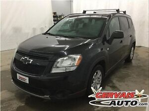 Chevrolet Orlando 2LT A/C MAGS 7 Passagers 2012