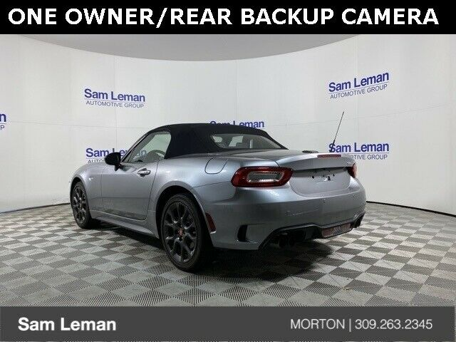 Image 13 Voiture American used Fiat 124 Spider 2017
