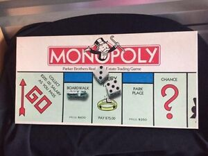 Complete Monopoly game