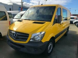 2014 Mercedes-Benz Sprinter 313cdi Yellow Manual Granville Parramatta Area Preview
