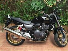 2013 honda CB400 ABS, naked motorcycle North Ryde Ryde Area Preview