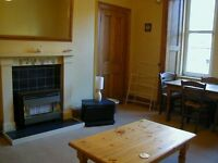 2 bedroom fully furnished first floor flat to rent on Orwell Place,Dalry,Edinburgh