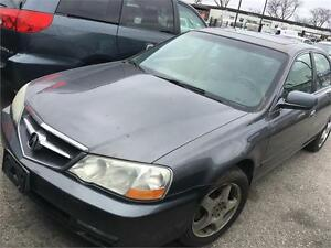 2003 Acura 3.2TL Special price $3999