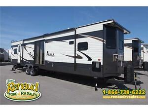 NEW 2016 Palomino Puma 39 PFK Park Model Windsor Region Ontario image 1