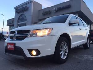 2014 Dodge Journey SXT | REAR DVD