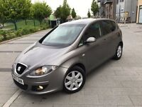 Seat Altea 2.0 TDI Stylance *AUTOMATIC*DSG,2008, MPV,1 OWNER,FULL SEAT MAIN DEALER SEVICE