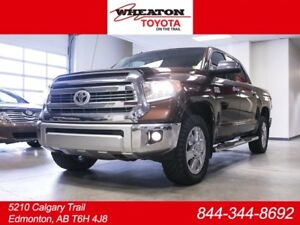 2014 Toyota Tundra REMOTE STARTER, NAVIGATION, LEATHER, HEATED &