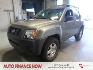 2006 Nissan Xterra 4dr V6 4WD CLEAN CHEAP LOW KMS