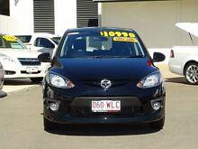 2007 Mazda 2 DY10Y2 Genki Black 4 Speed Automatic Hatchback Garbutt Townsville City Preview