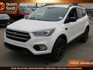 2018 Ford Escape SE, 200A, FWD, 1.5L ECOBOOST ENGINE, HEATED SEA