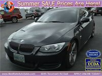 2011 BMW 3-Series 335i Coupe, $115/Weekly, BEST APPROVAL RATES!